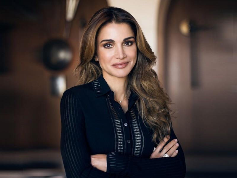 Image result for Rania Of Jordan